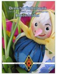 saint louis, missouri  spring 2012 volume 12.1 - German Cultural ...