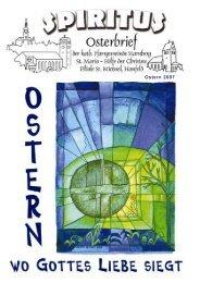 Ostern 2007 - Pfarrei Starnberg