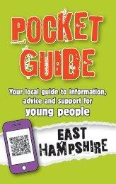 East Hants Pocket Guide - Hampshire County Council