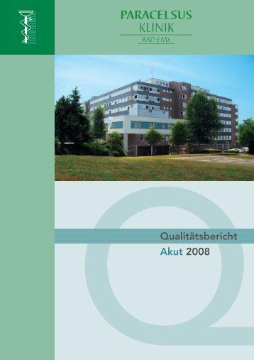 Paracelsus-Klinik Bad Ems - Krankenhaus.de