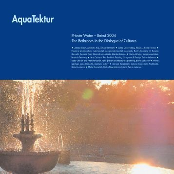 AquaTektur 3 – the book - Hansgrohe