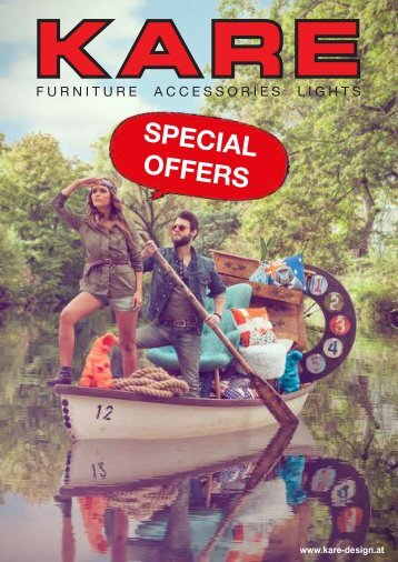 KARE SPECIAL OFFERS 2015