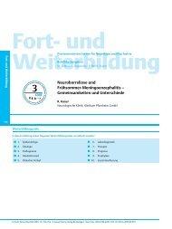 Borreliose FSME - Klinikum Ingolstadt