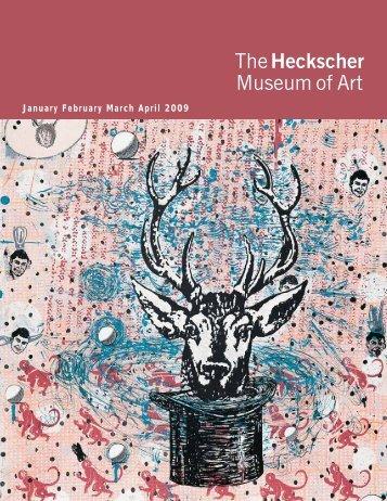 2009 WEB_JanFebMarApr.pdf - the Heckscher Museum of Art