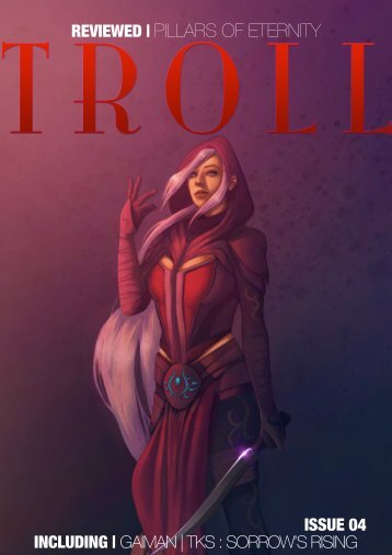 TROLL Magazine Issue IV (June 2015)