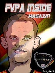 FVPA Inside Magazin (Ausgabe 1)