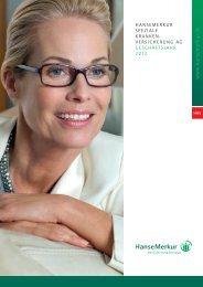 HanseMerkur Speziale Krankenversicherung AG - Euro Adhoc