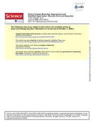 Isozaki et al., Science 1997