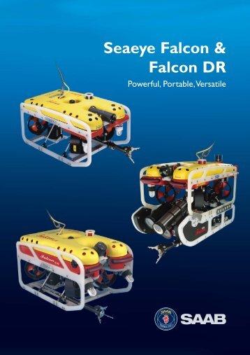 Seaeye Falcon & Falcon DR - Marine Solutions