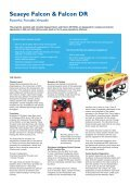 Seaeye Falcon & Falcon DR - Marine Solutions - Page 2