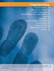 Fingerprinting - Tri-Tech Forensics