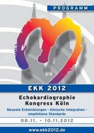 Neueste Entwicklungen - klinische  Integration ... - EKK 2012