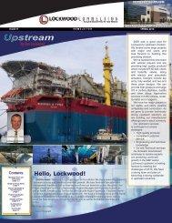 Issue 9 - Upstream - Lockwood International