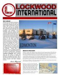 Edmonton, Alberta, Canada - Lockwood International