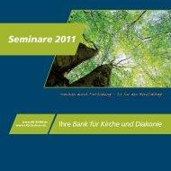 Seminare 2011 - KD-Bank