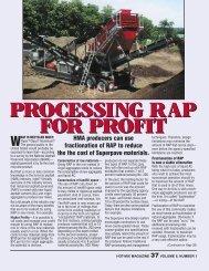 Rap For Profit - Hot-Mix Magazine