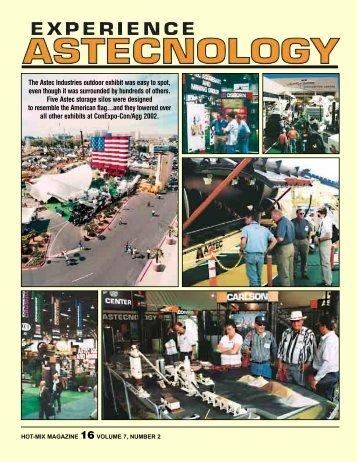 Experience Astecnology - Hot-Mix Magazine