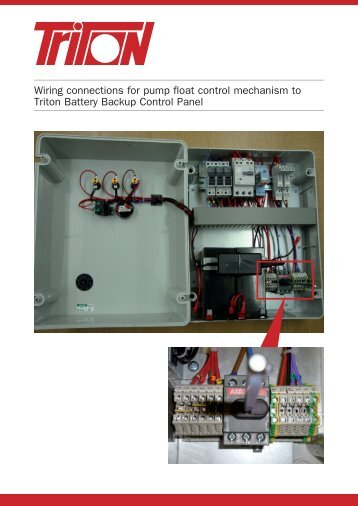 Battery Backup Control Panel Wiring Instructions Download