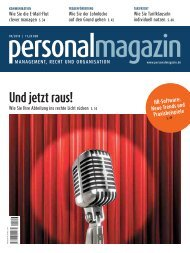 spezialzukunft personal - Haufe.de