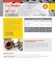 Shell Gadus® S2 V100