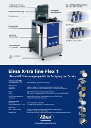 Elma X-tra line Flex 1 - mb trading