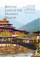 Bhutan: Land of the Peaceful Dragon - Page 5