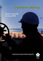 Maatschappelijk Verslag 2006