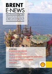 Brent e-news June 2013