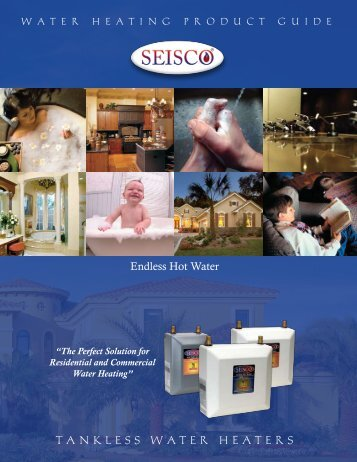 Seisco Product Guide - Solar Direct