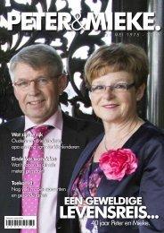 Magazine Peter & Mieke