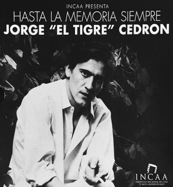 El-Cine-Quema-Jorge-Cedron-INCAATV-Abril