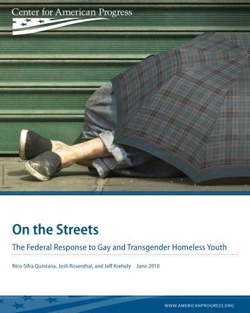 On the Streets - Center for American Progress