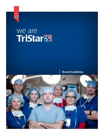Brand Identity guide - TriStar Health