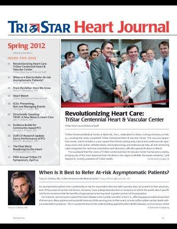 Spring 2012 - TriStar Health
