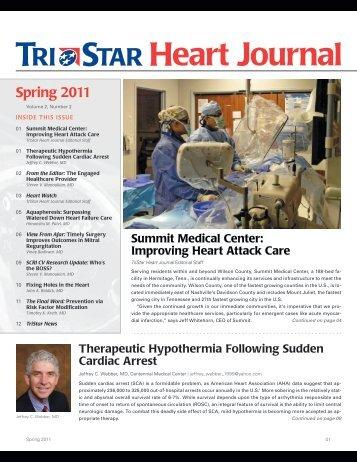 Spring 2011 - TriStar Health