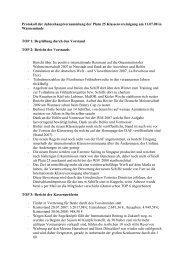 Protokoll der Jahreshauptversammlung der Platu 25 ... - Platu25.de