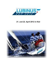 21. und 22. April 2012 in Kiel - Platu25.de
