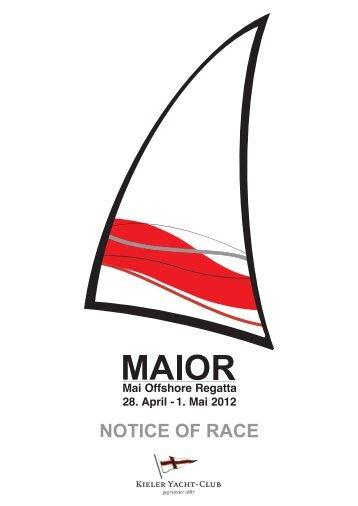 Ausschreibung 2012 PDF - Kieler Yacht-Club