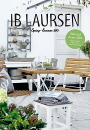 Ib Laursen Spring-Summer 2015