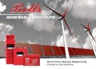 Download Rolls Renewable Brochure - African Energy