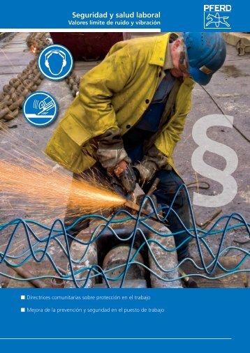 Seguridad y salud laboral - Pferd