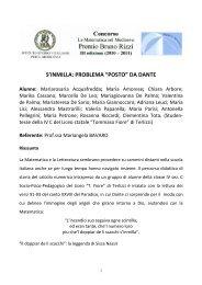 Bavaro, Mariangela e gli alunni della IV C del Liceo Statale - Euclide ...