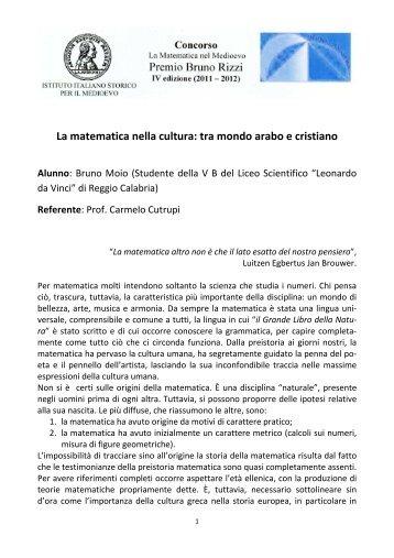 Liceo Scientifico ''Leonardo da Vinci' - Euclide. Giornale di ...