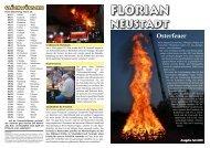 Florian - Feuerwehr Neustadt an der Aisch - Freiwillige Feuerwehr ...
