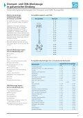 Diamant- und CBN-Werkzeuge in galvanischer Bindung - Pferd - Seite 5