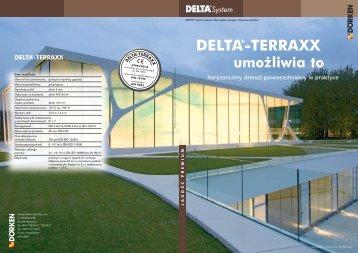 DELTA•-TERRAXX