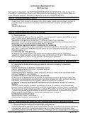 Karta charakterystyki zgodna jest z wymogami przepisów ... - Page 5