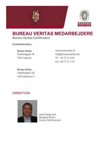 Bureau for Bureau veritas 13