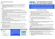 Consigli per la  Sicurezza FEPA - Pferd