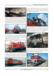 kutatás és fejlesztés - Vasútgépészet